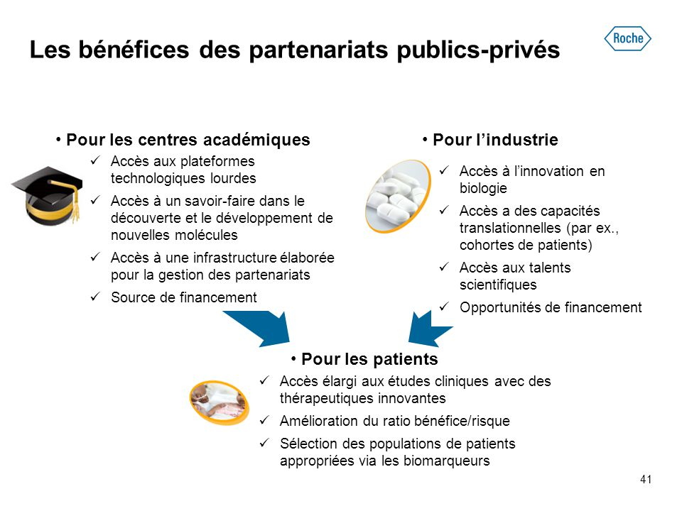 Les bénéfices des partenariats publics-privés