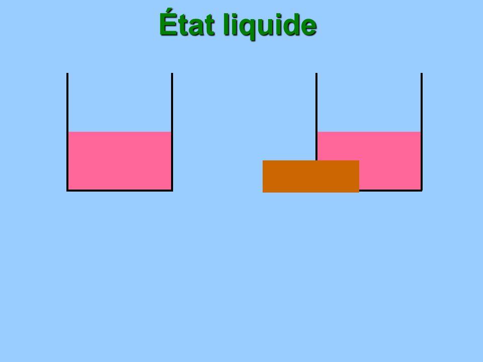 État liquide