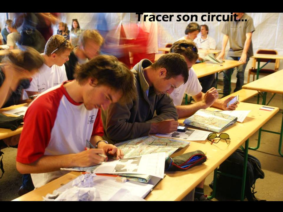 Tracer son circuit…