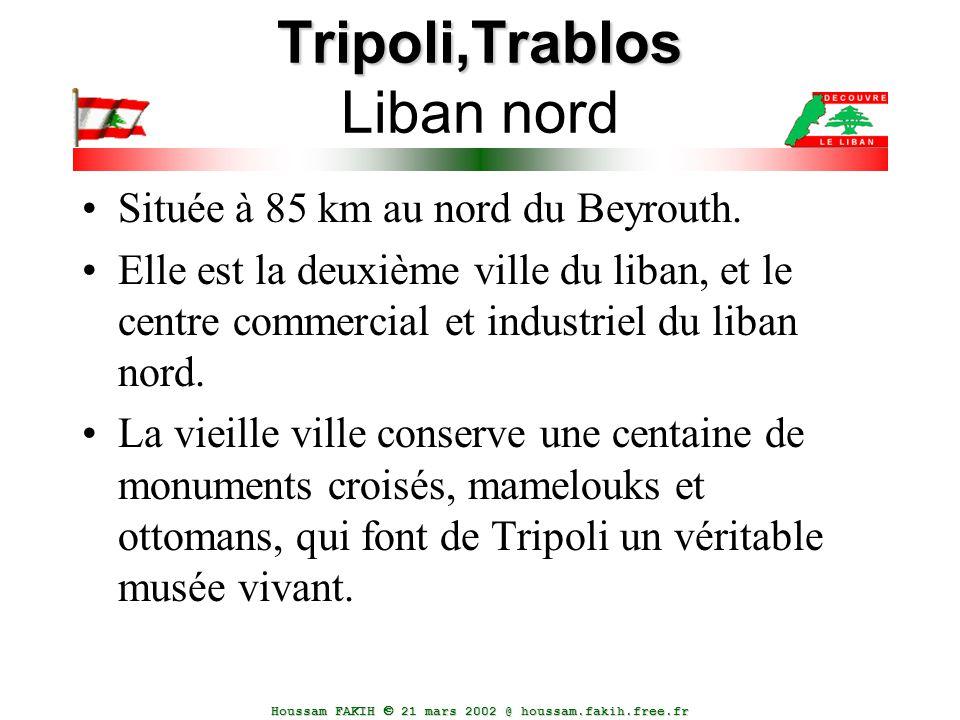 Tripoli,Trablos Liban nord