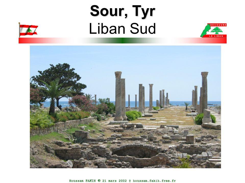 Sour, Tyr Liban Sud