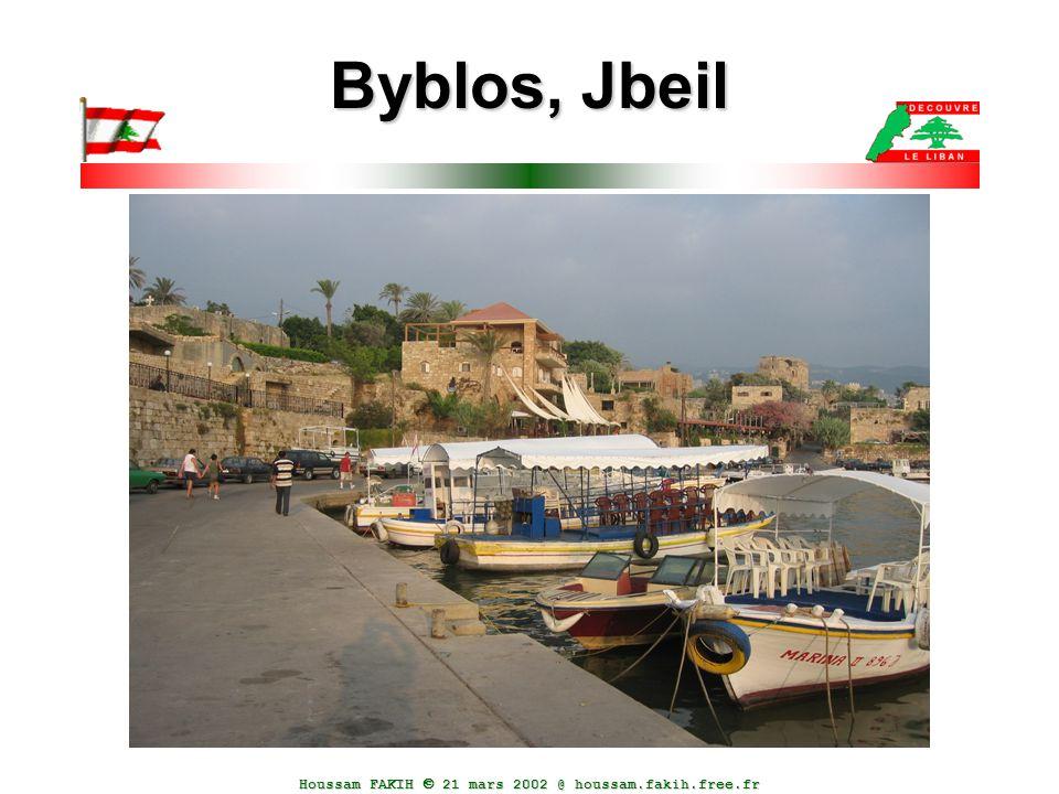 Byblos, Jbeil