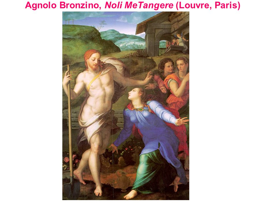 Agnolo Bronzino, Noli MeTangere (Louvre, Paris)