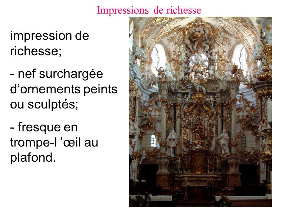 Impressions de richesse