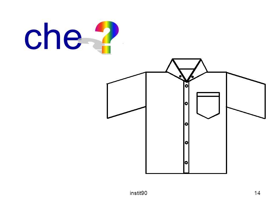 chemise instit90