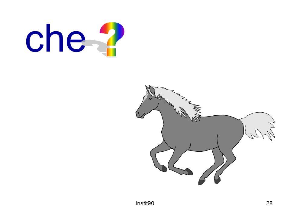 cheval instit90