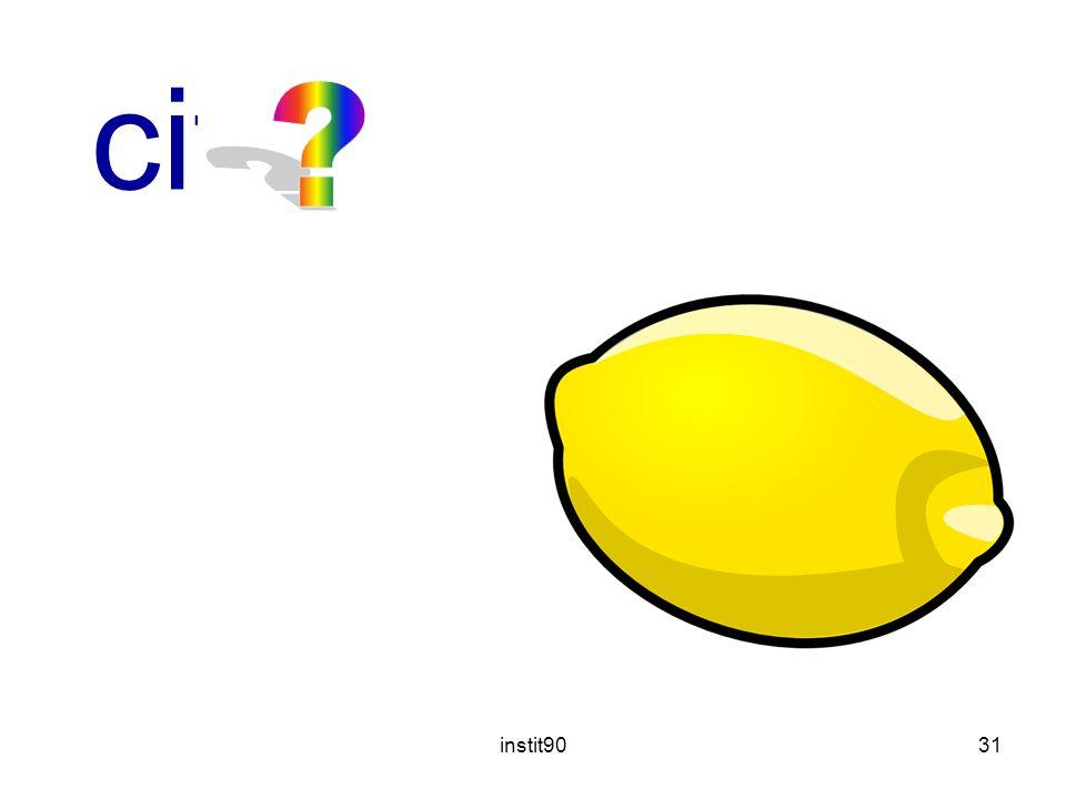 citron instit90