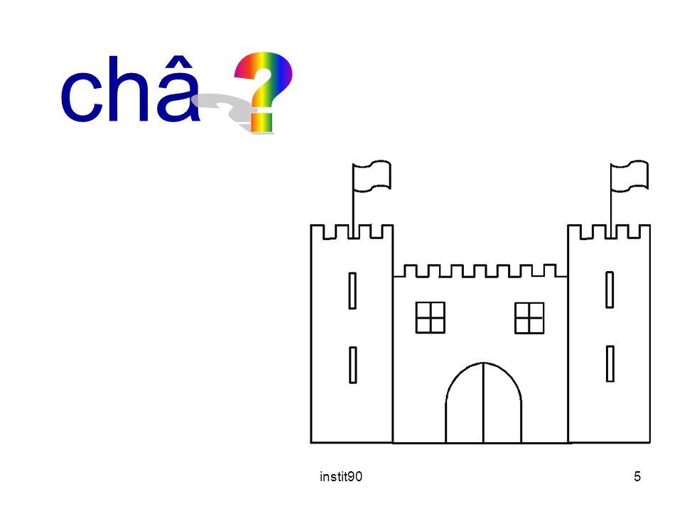 château instit90