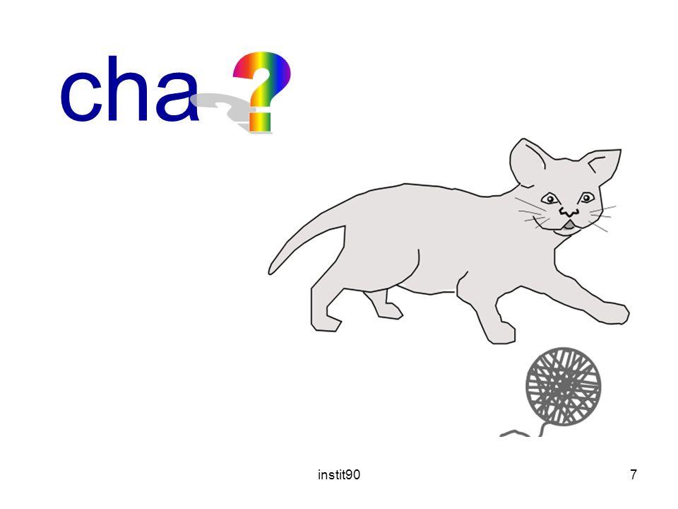 chaton instit90