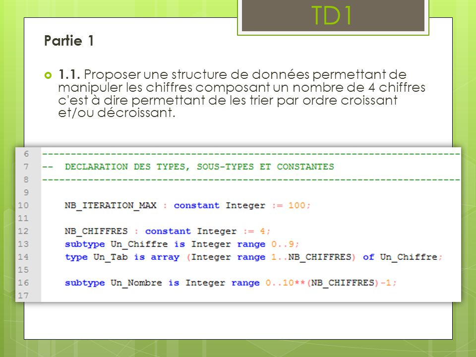TD1 Partie 1.