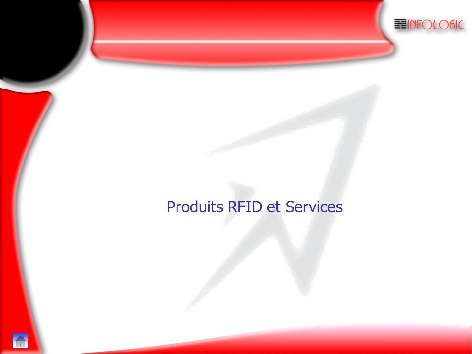 Produits RFID et Services