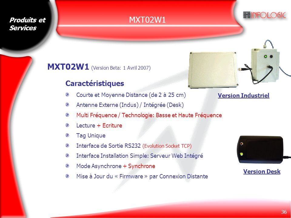 MXT02W1 (Version Beta: 1 Avril 2007)