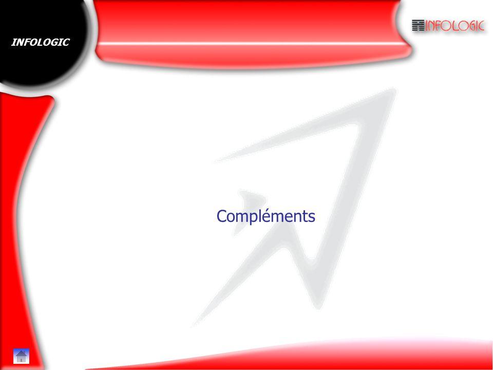 INFOLOGIC Compléments