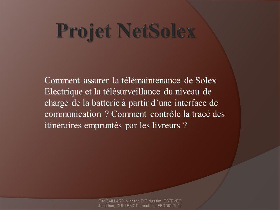 Projet NetSolex