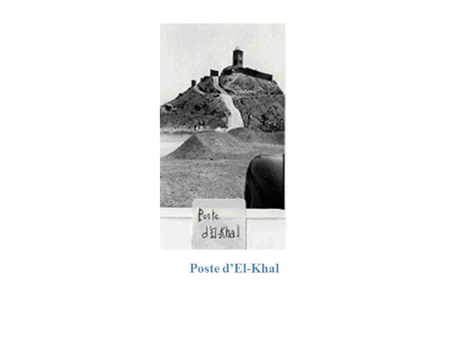 Poste d'El-Khal