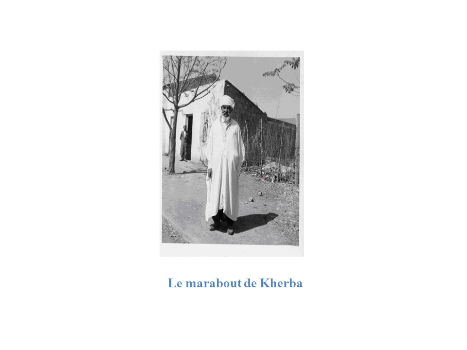 Le marabout de Kherba