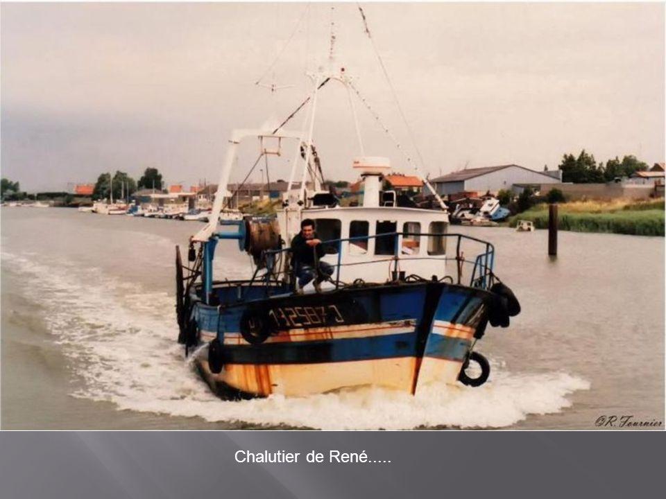 Chalutier de René.....