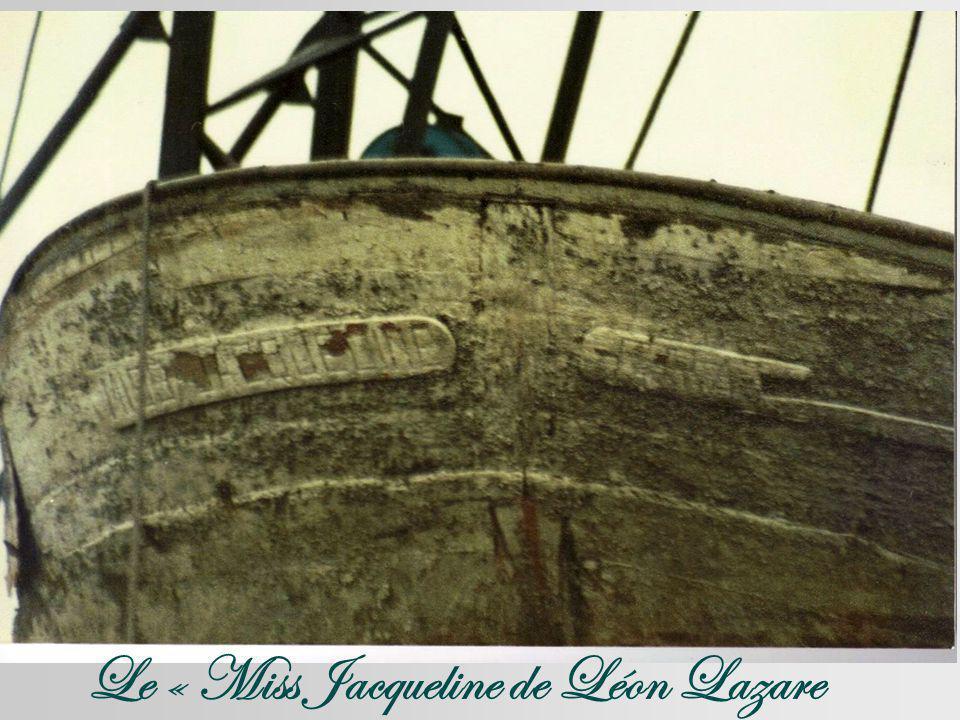 Le « Miss Jacqueline de Léon Lazare
