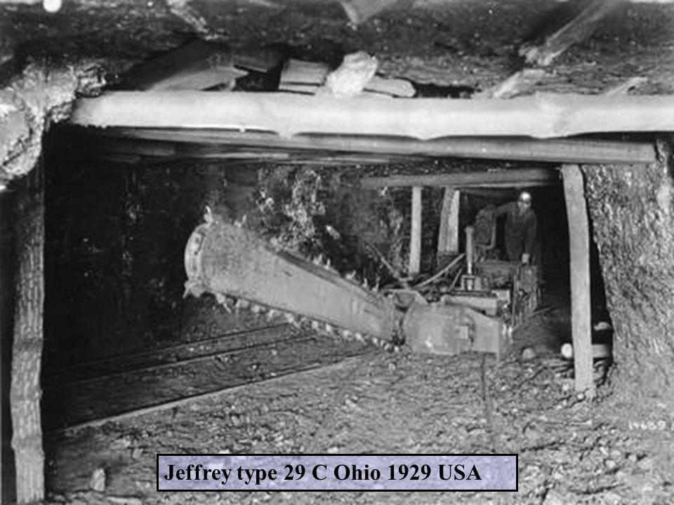 Jeffrey type 29 C Ohio 1929 USA
