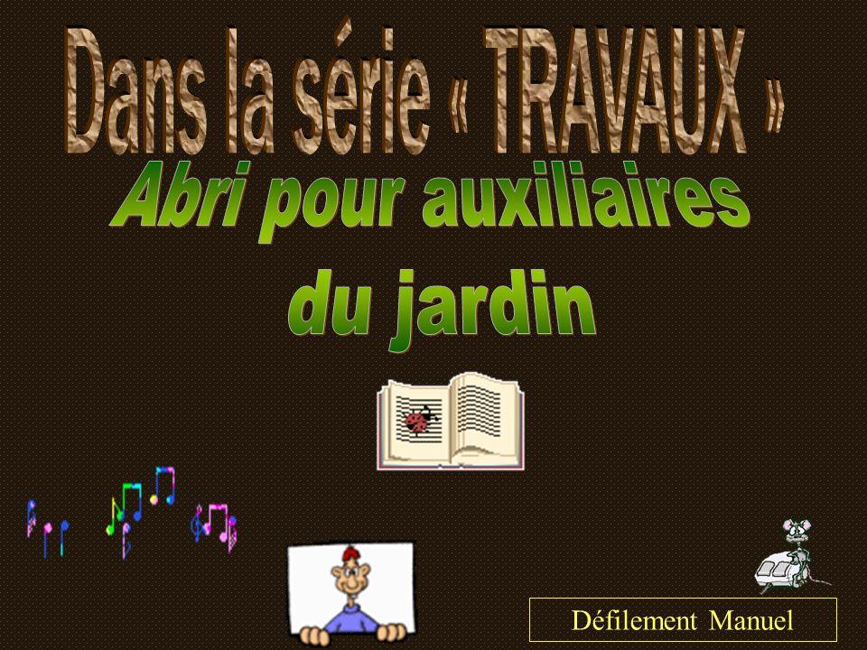 Dans la série « TRAVAUX »