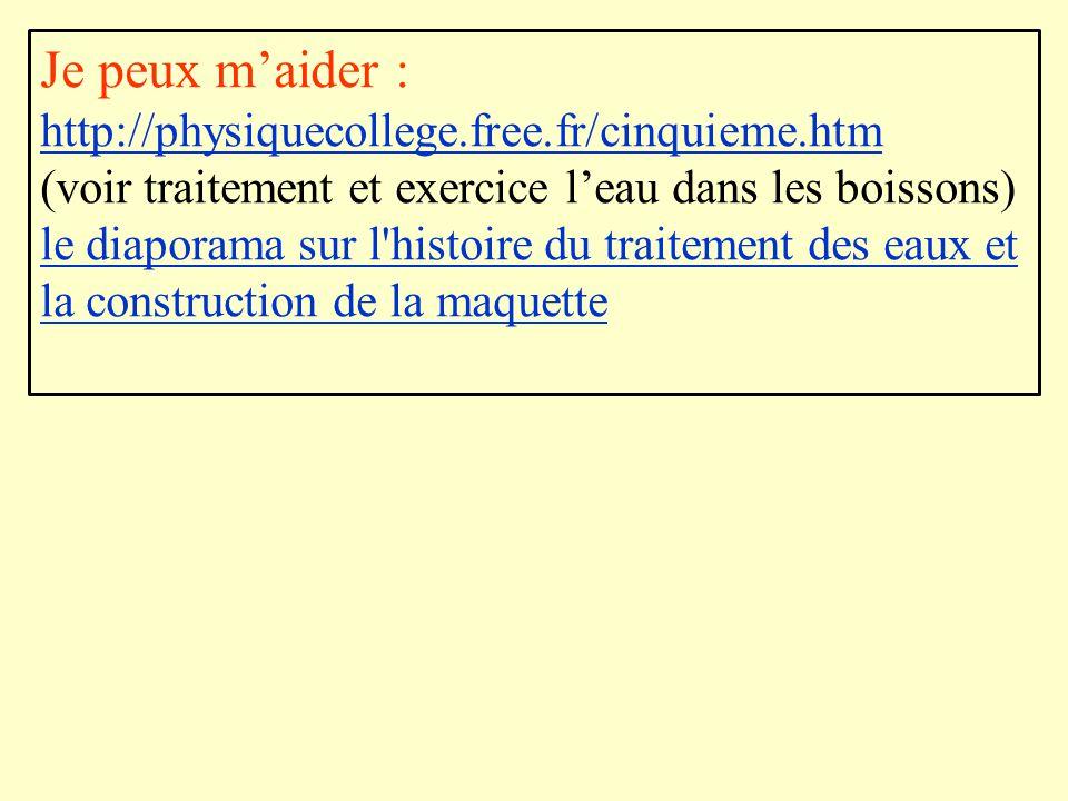 Je peux m'aider : http://physiquecollege.free.fr/cinquieme.htm