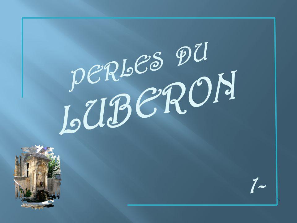 PERLES DU LUBERON 1-