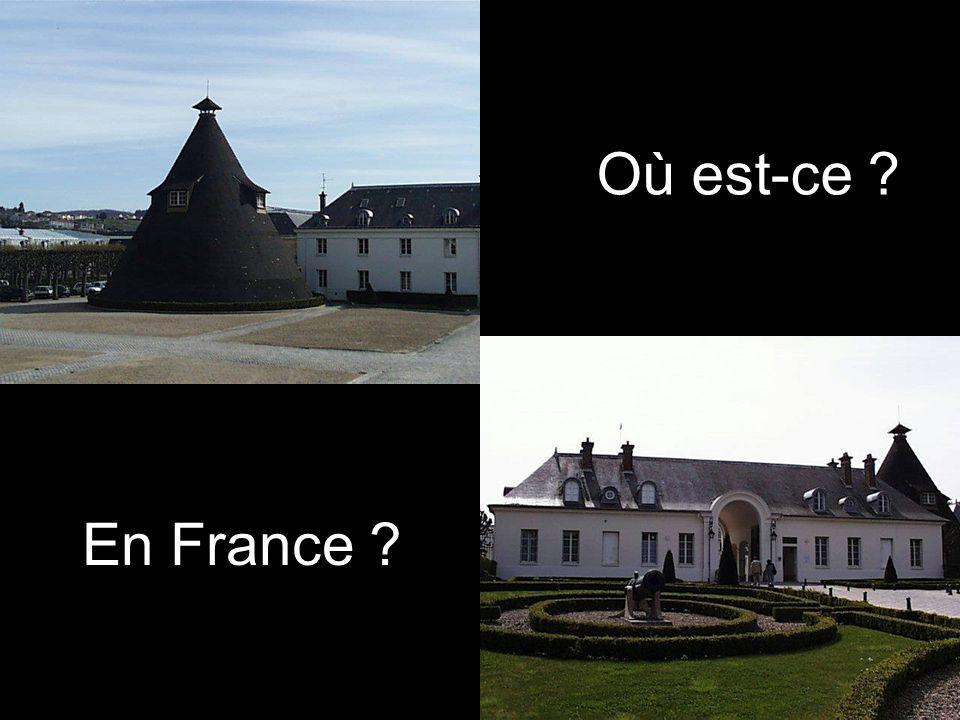 Où est-ce En France