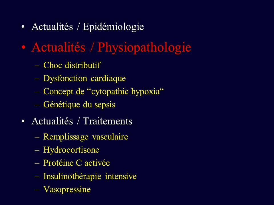 Actualités / Physiopathologie