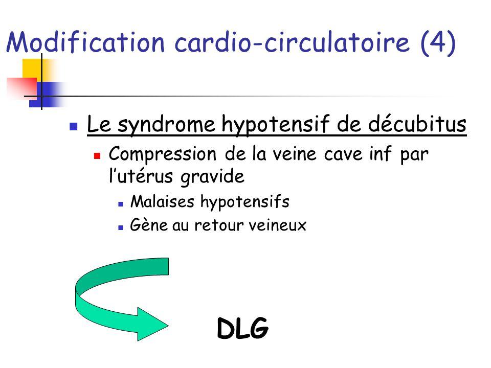 Modification cardio-circulatoire (4)