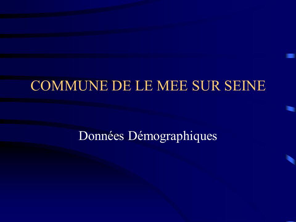 COMMUNE DE LE MEE SUR SEINE