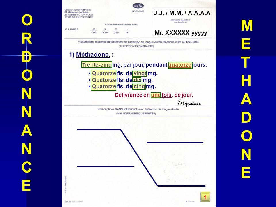 O M R E D T H N A D A O N C E Signature J.J. / M.M. / A.A.A.A