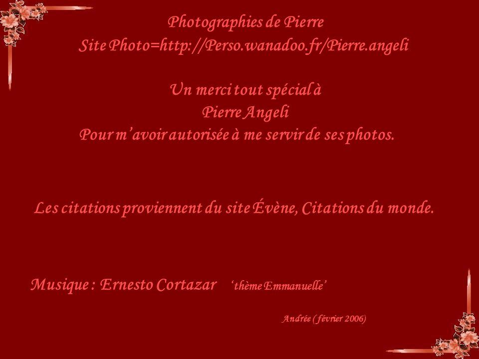 Photographies de Pierre