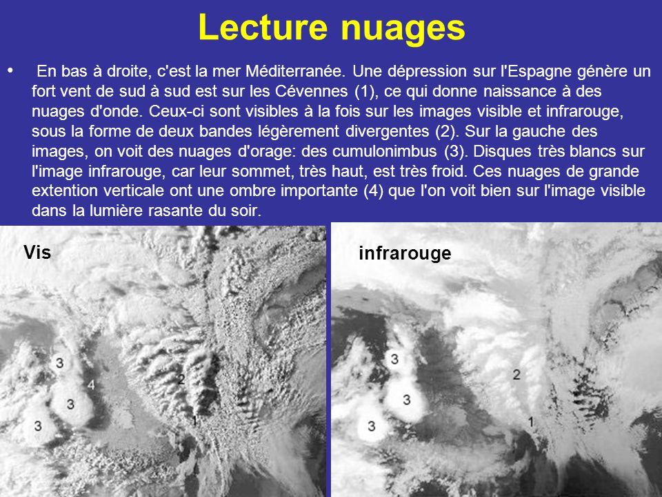 Lecture nuages