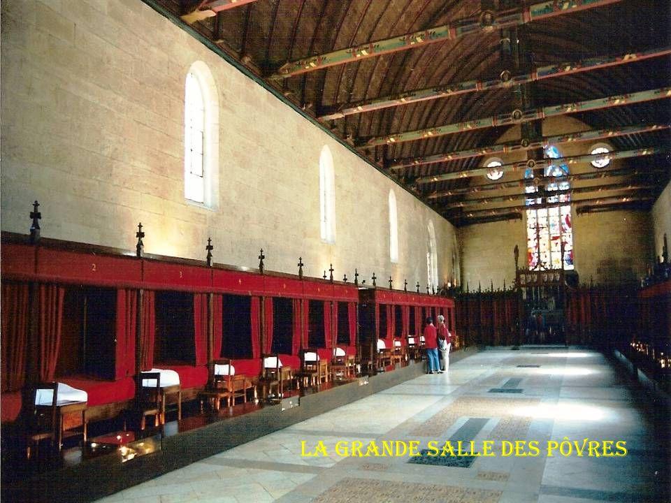 La grande salle des Pôvres