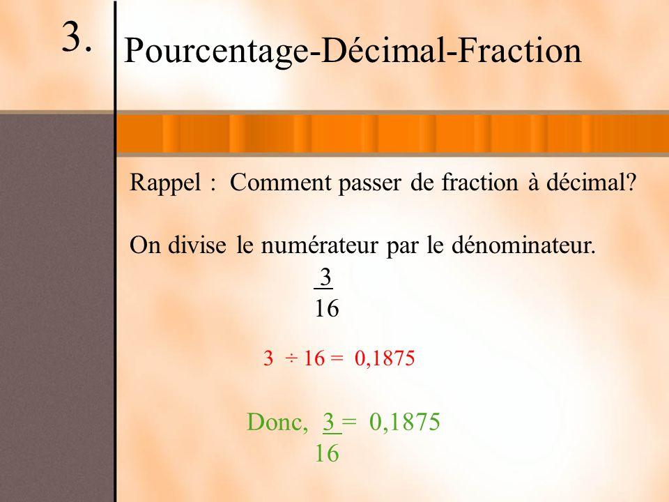 3. Pourcentage-Décimal-Fraction