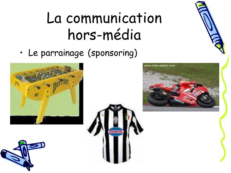 La communication hors-média