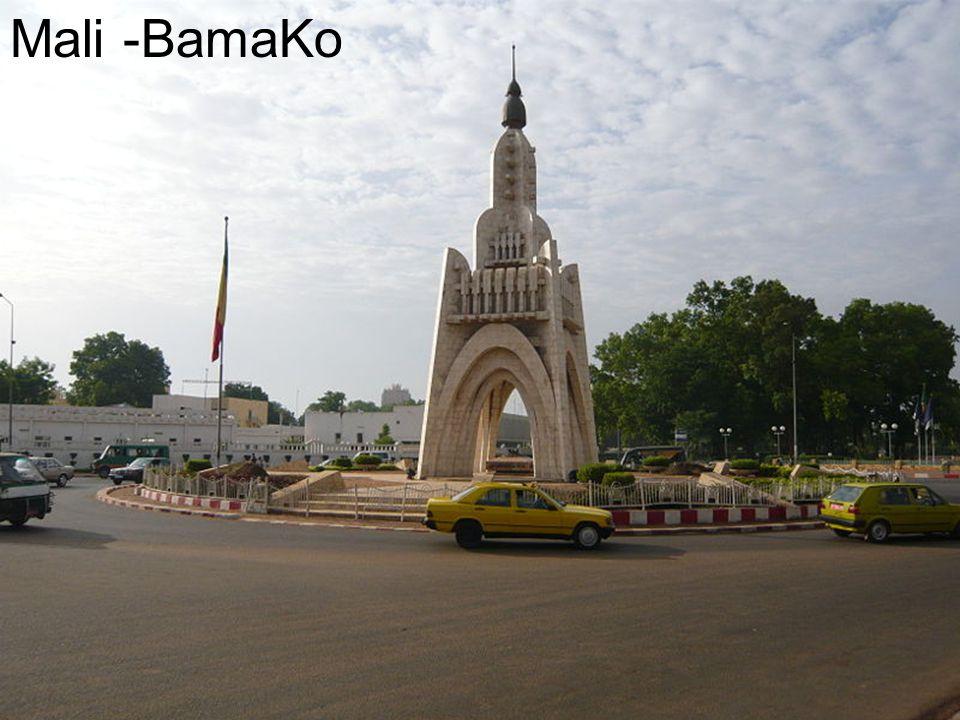 Mali -BamaKo