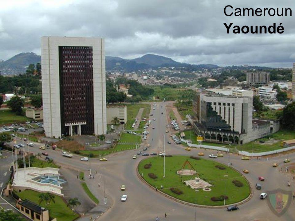 Cameroun Yaoundé