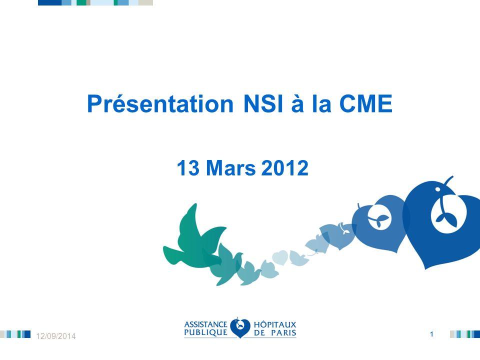 Présentation NSI à la CME