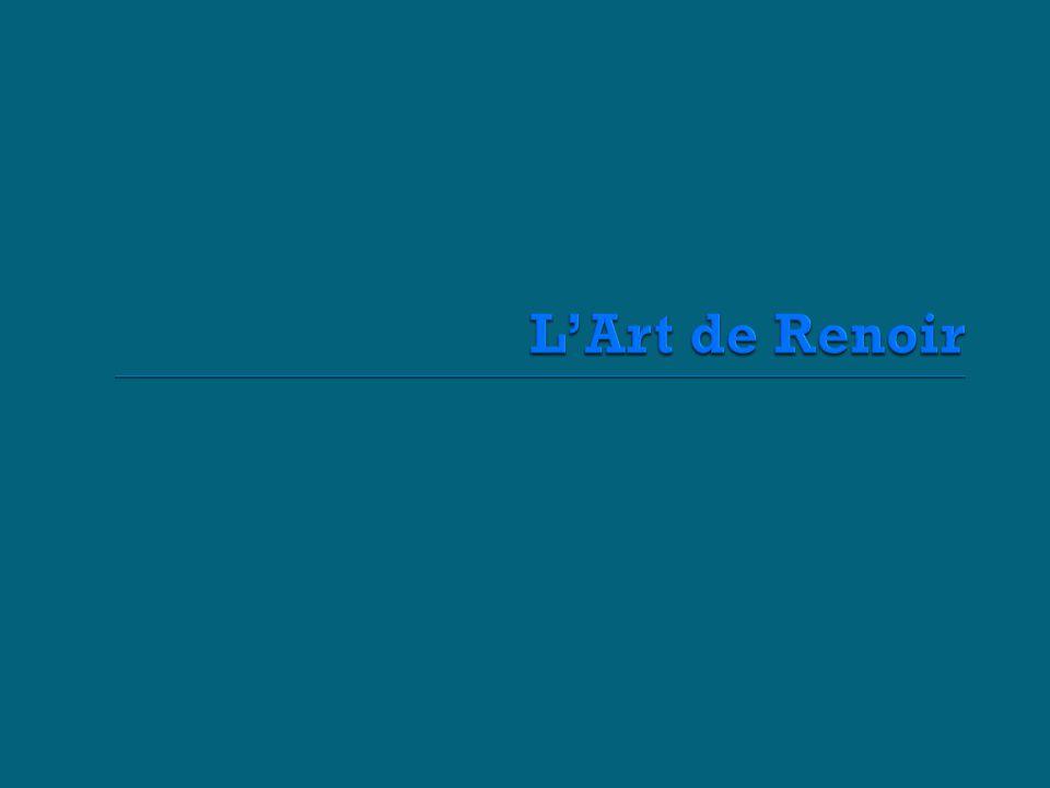 L'Art de Renoir
