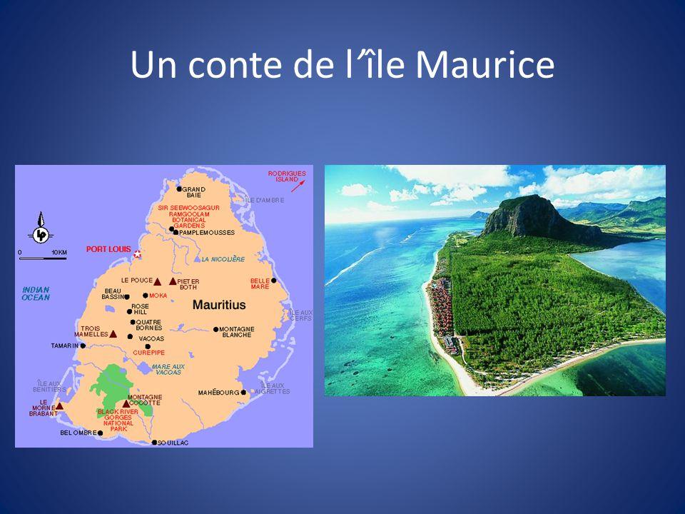 Un conte de l'île Maurice