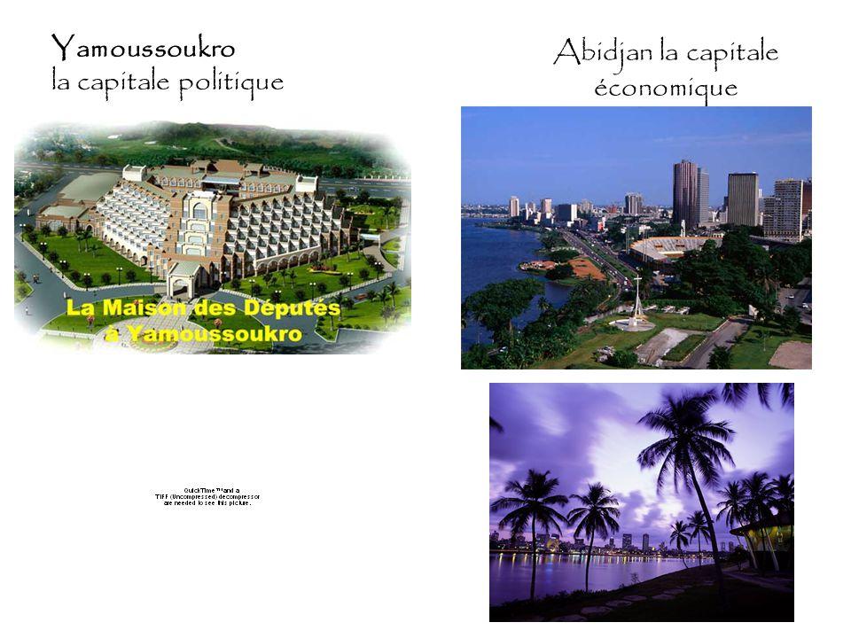Abidjan la capitale économique