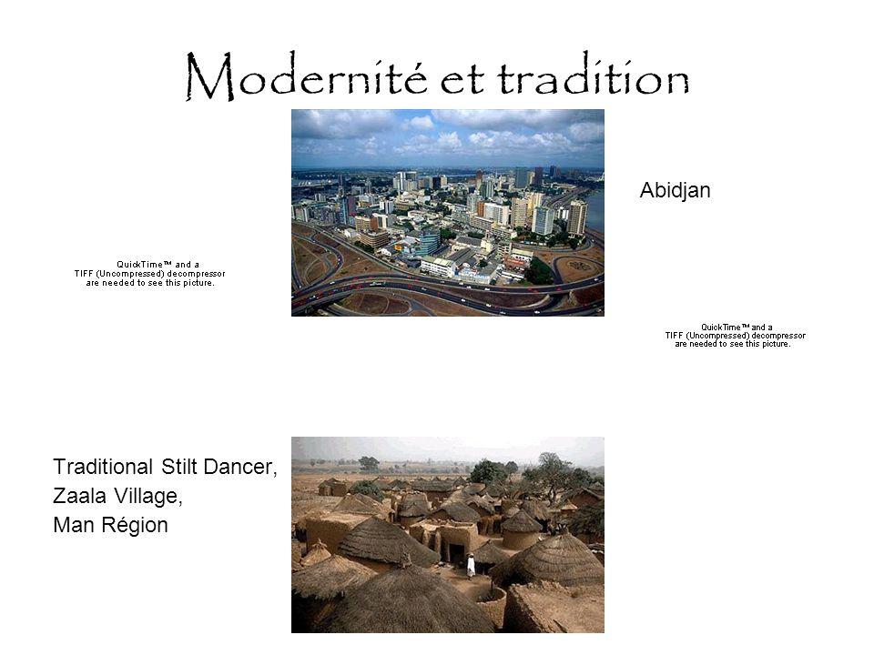 Modernité et tradition