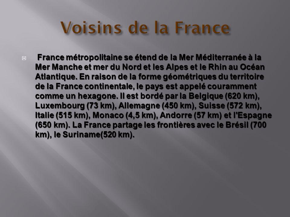 Voisins de la France