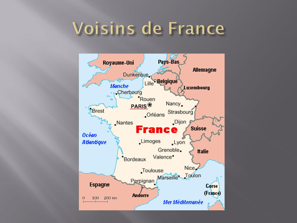 Voisins de France
