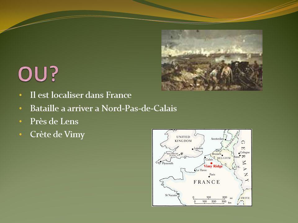OU Il est localiser dans France