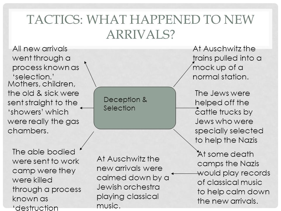 Tactics: What happened to new arrivals