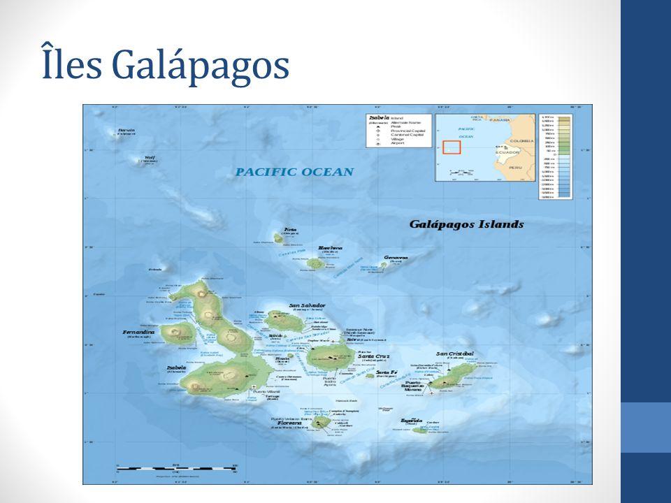 Îles Galápagos