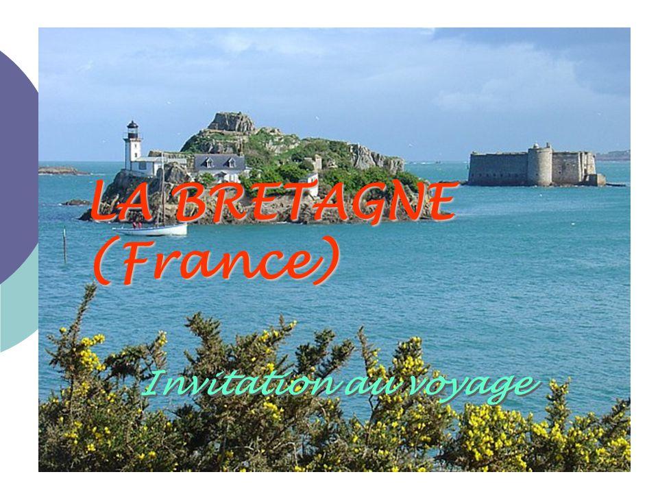 LA BRETAGNE (France) qww Invitation au voyage