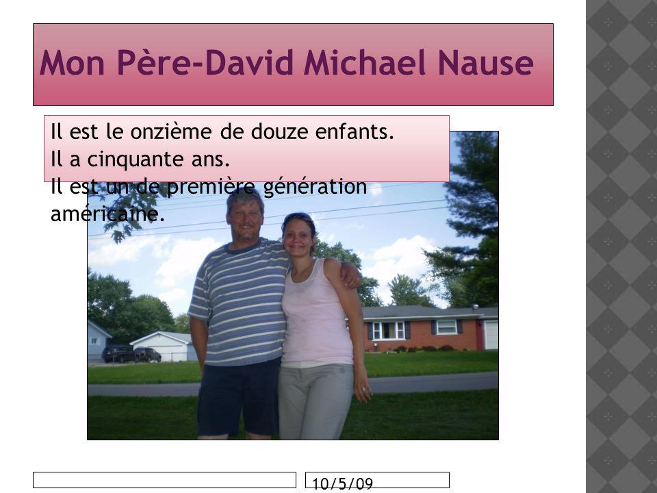 Mon Père-David Michael Nause